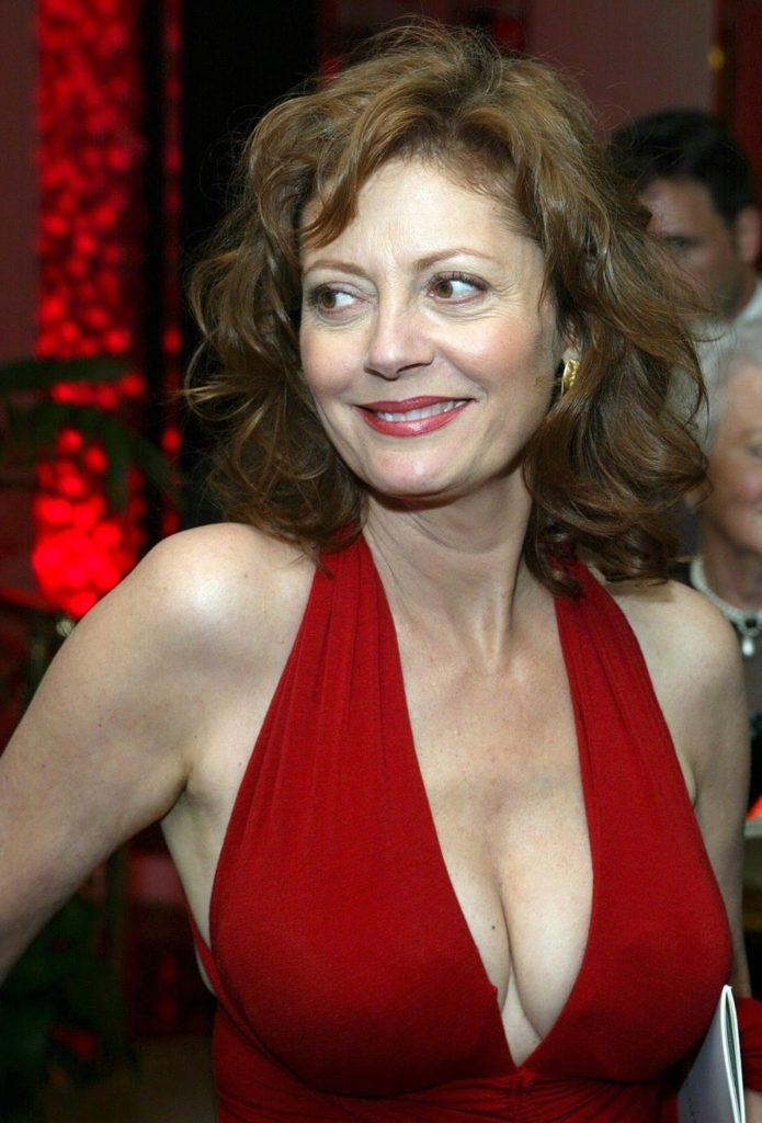 Susan Sarandon Topless Wallpapers