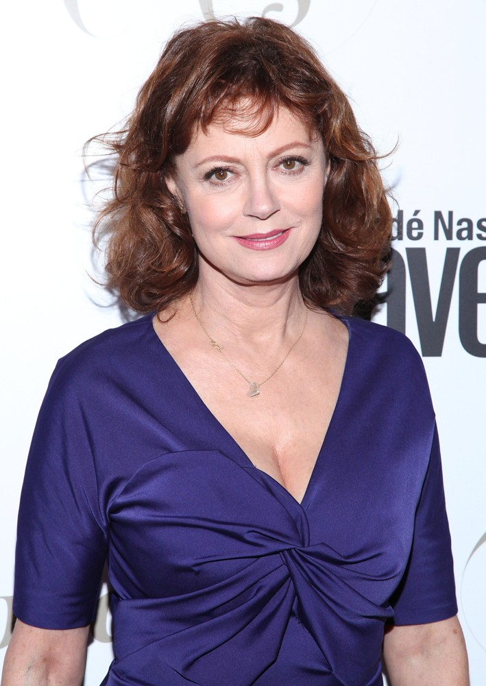 Susan Sarandon Without Makeup Images