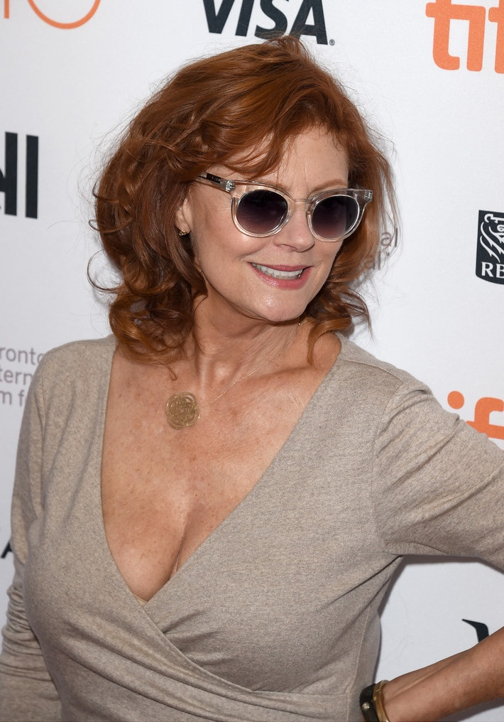 Susan Sarandon Yoga Pants Images