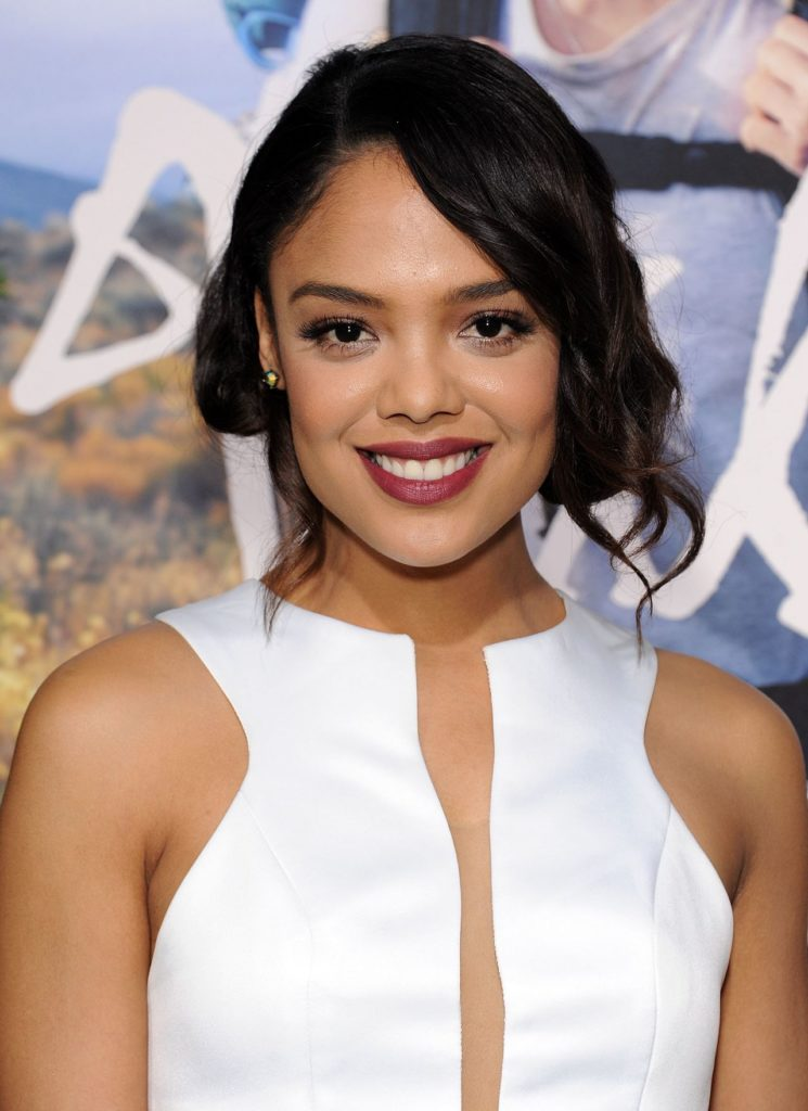 Tessa Thompson Boobs Wallpapers