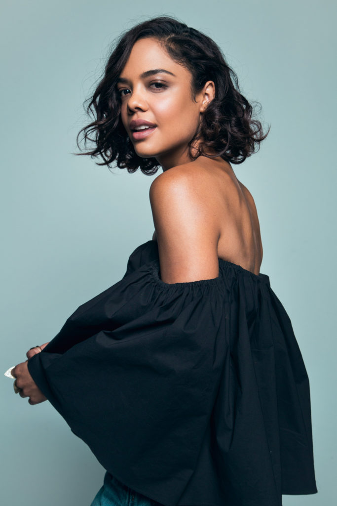 Tessa Thompson Bra Panty Pictures