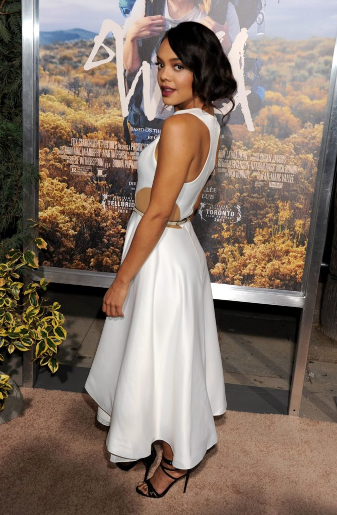 Tessa Thompson Butt Images