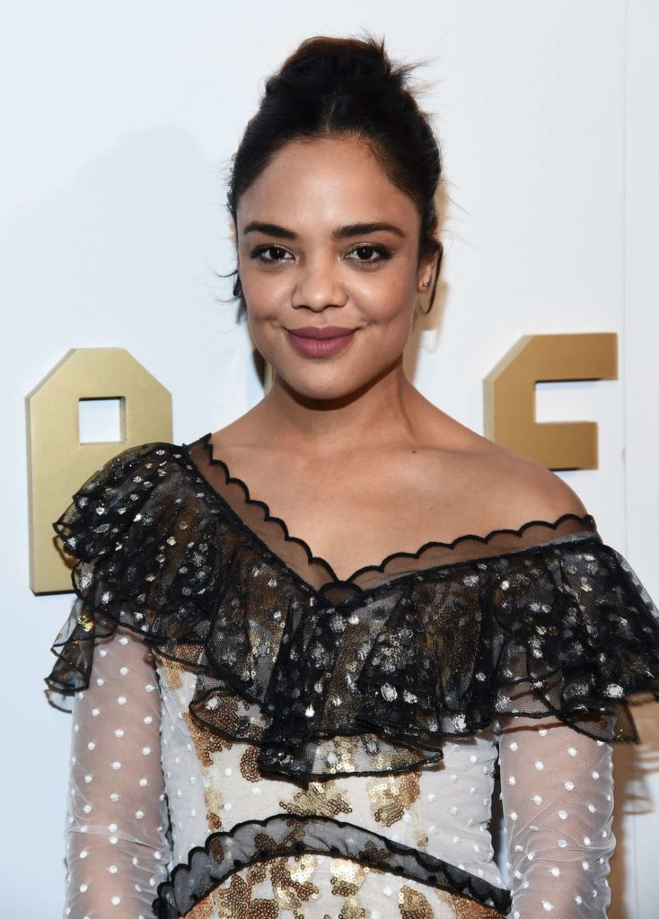 Tessa Thompson Cute Wallpapers