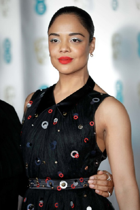 Tessa Thompson Short Hair Images