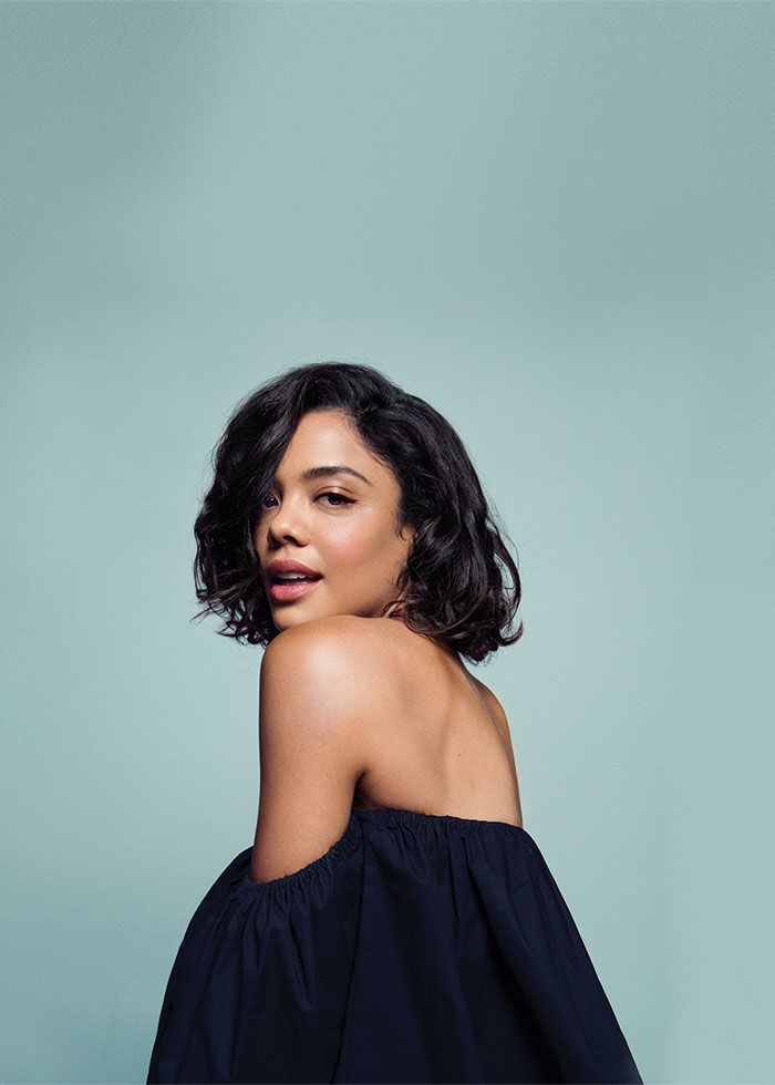 Tessa Thompson Tattoos Pics