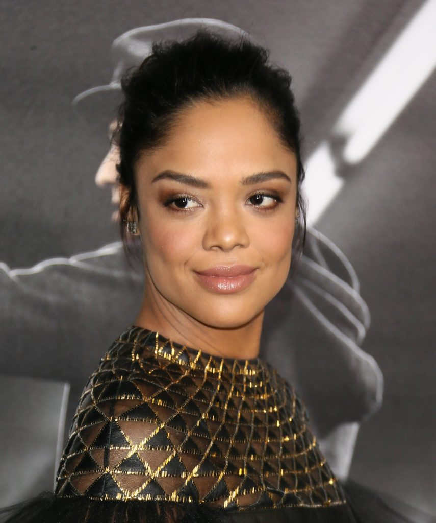 Tessa Thompson Working Out Pics