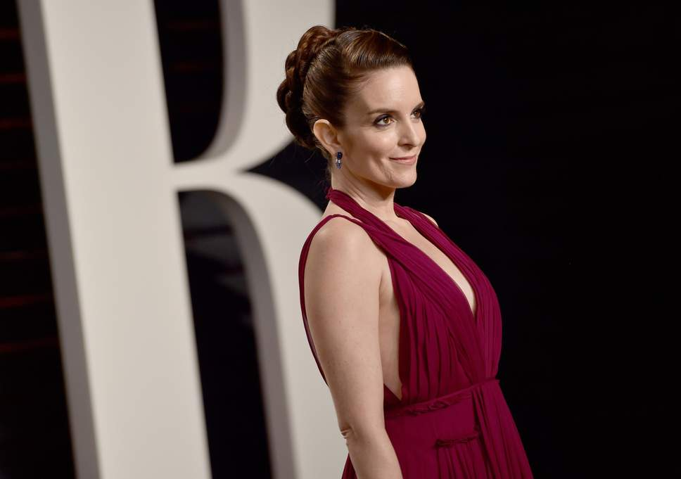 Tina Fey Oops Moment Wallpapers