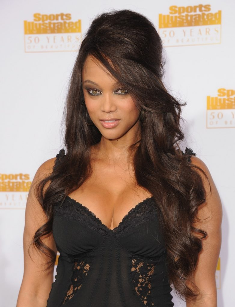 Tyra Banks Muscles Pictures