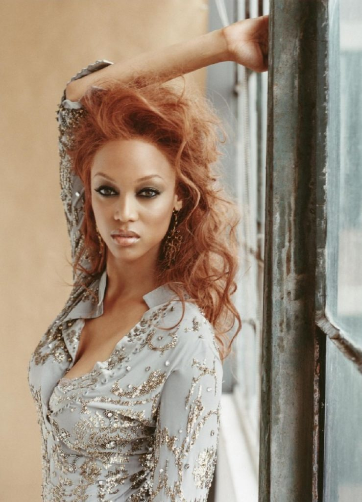Tyra Banks Oops Moment Images