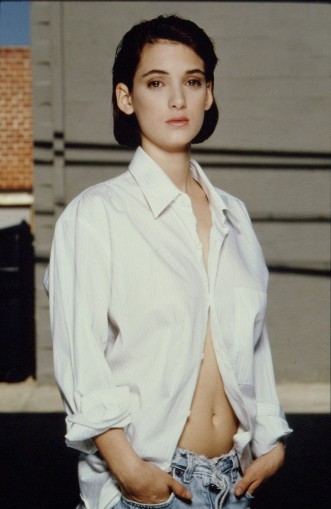 Winona Ryder Bathing Suit Images