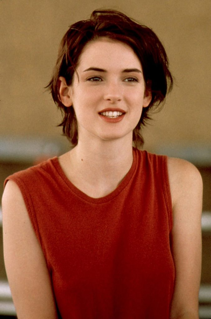 Winona Ryder Haircut Pictures