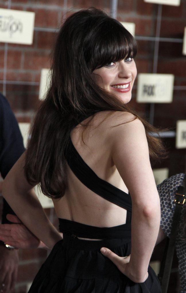Zooey Deschanel Butt Pics