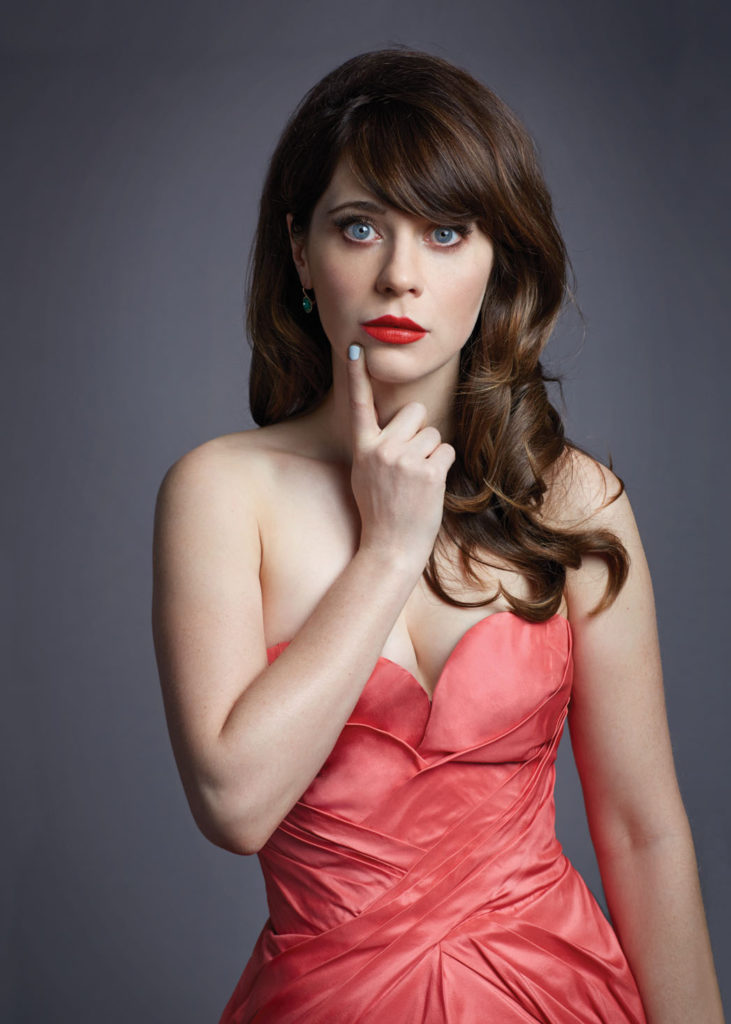 Zooey Deschanel Hot Images