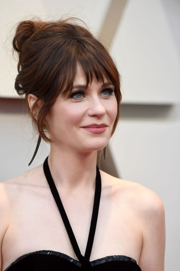 Zooey Deschanel Topless Photos