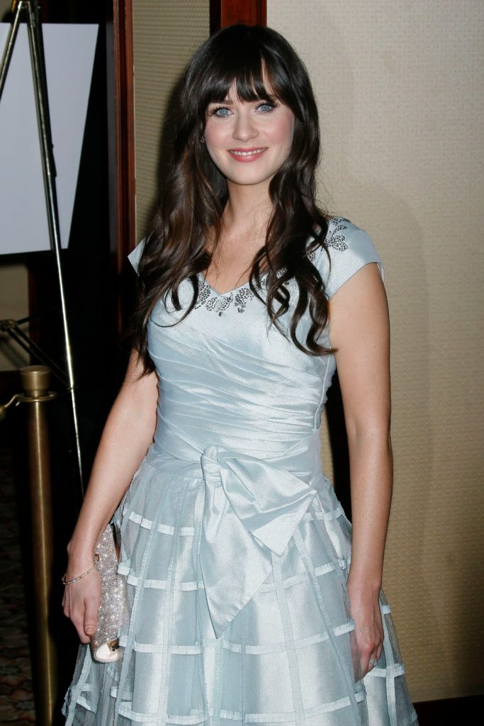 Zooey Deschanel Without Makeup Pictures