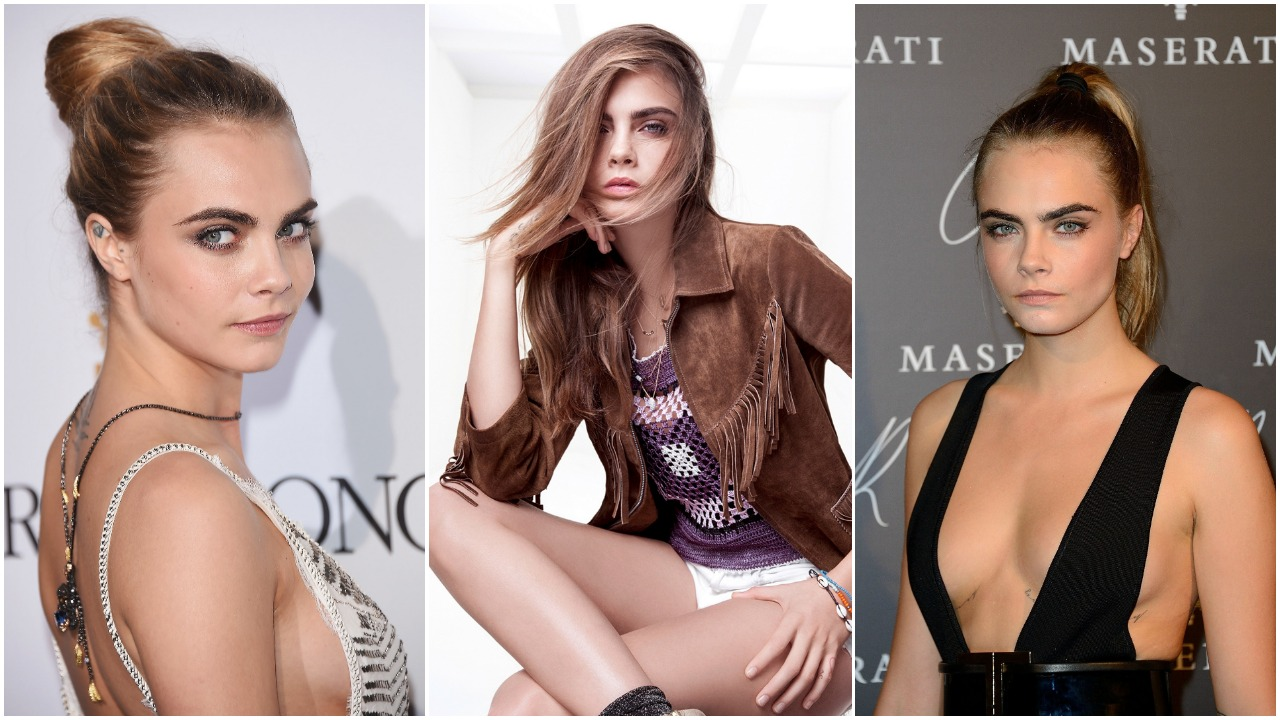 Cara Delevingne Hot Bikini Pictures – Sexy Model Of Victoria's Secret