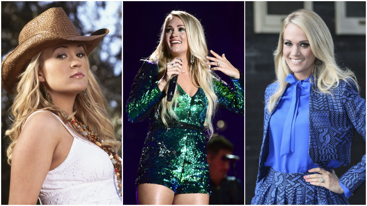 Hot Pictures of Carrie Underwood Are Bring Back The Joy In Your Life