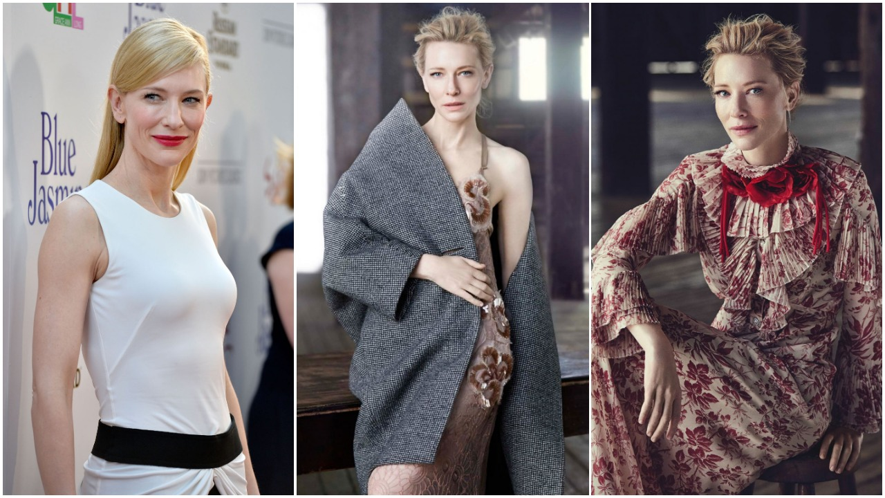 Cate Blanchett Bikini Hot Pictures – Going To Make Your Day Happy