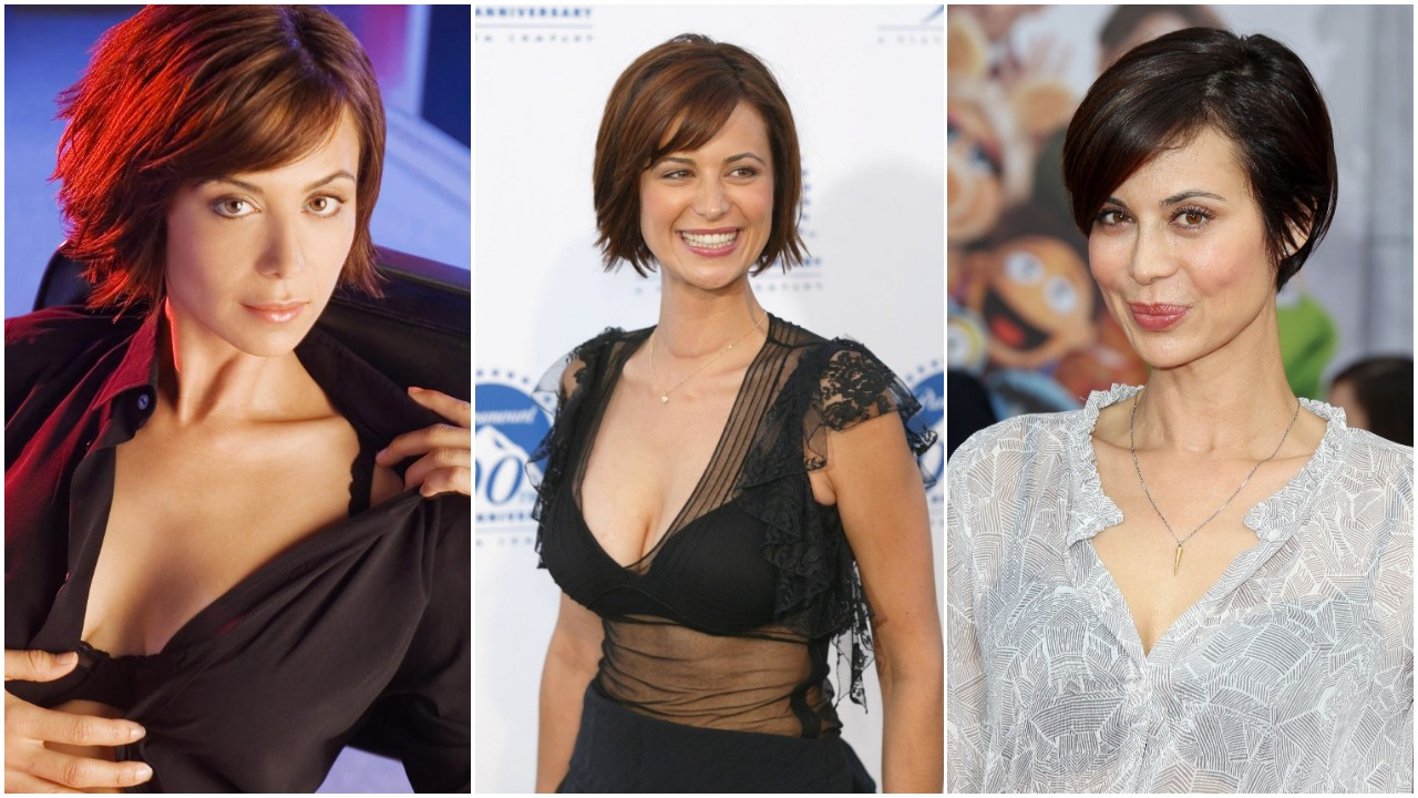 Catherine Bell Sexy Bikini Pictures – Look More Hot After Plastic Surgery