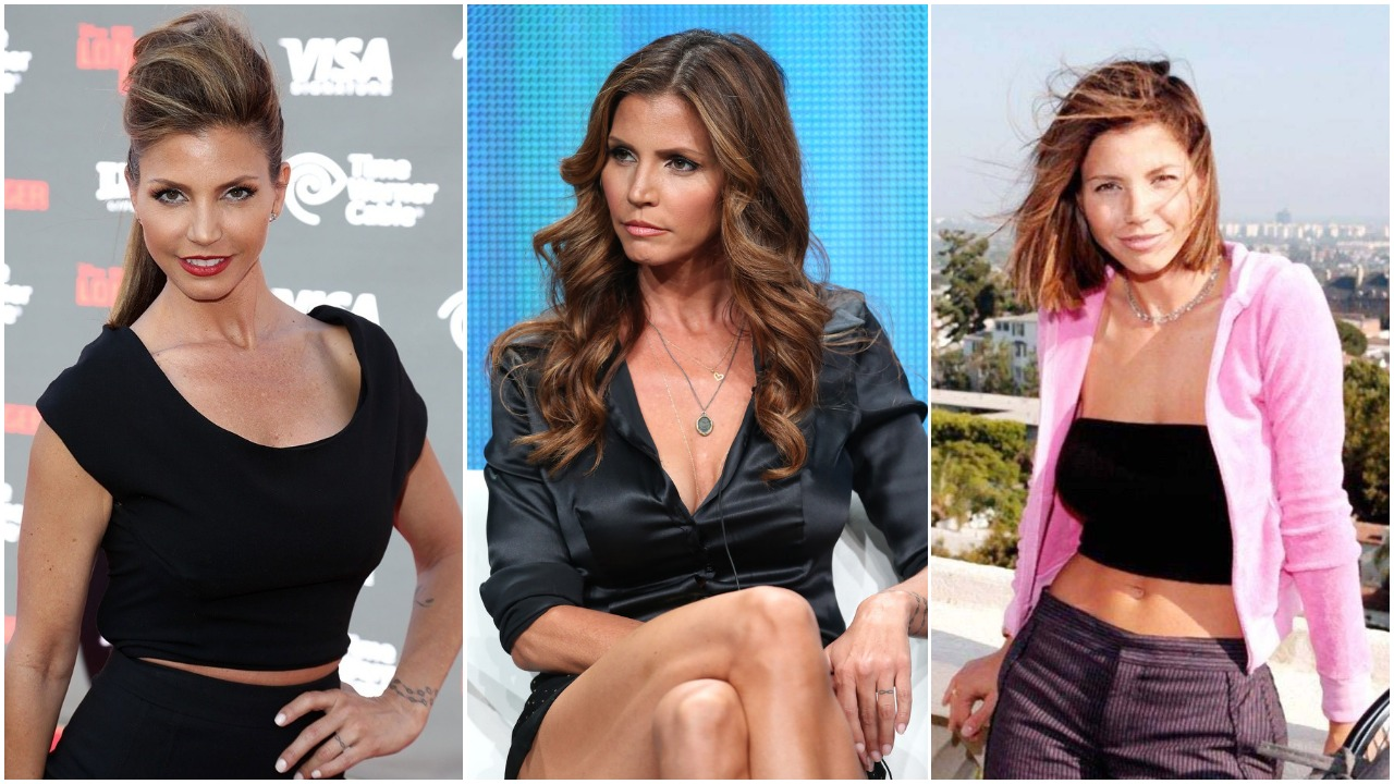Charisma Carpenter Hot Bikini Pictures – One of Sexy Actress Of All Time