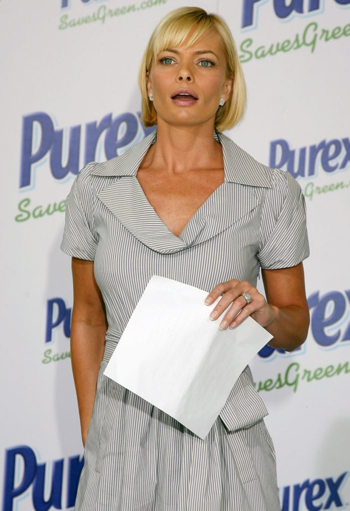 Jaime Pressly Cute Pictures