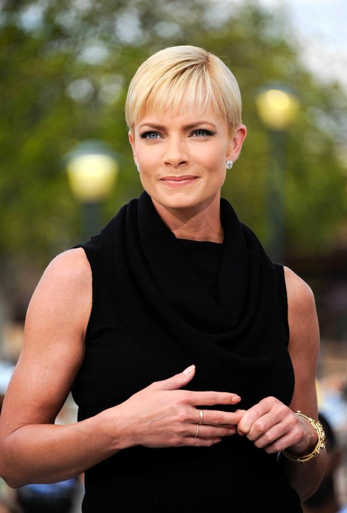 Jaime Pressly Muscles Pics