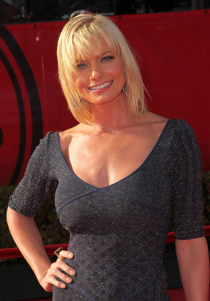 Jaime Pressly Smile Face Pictures