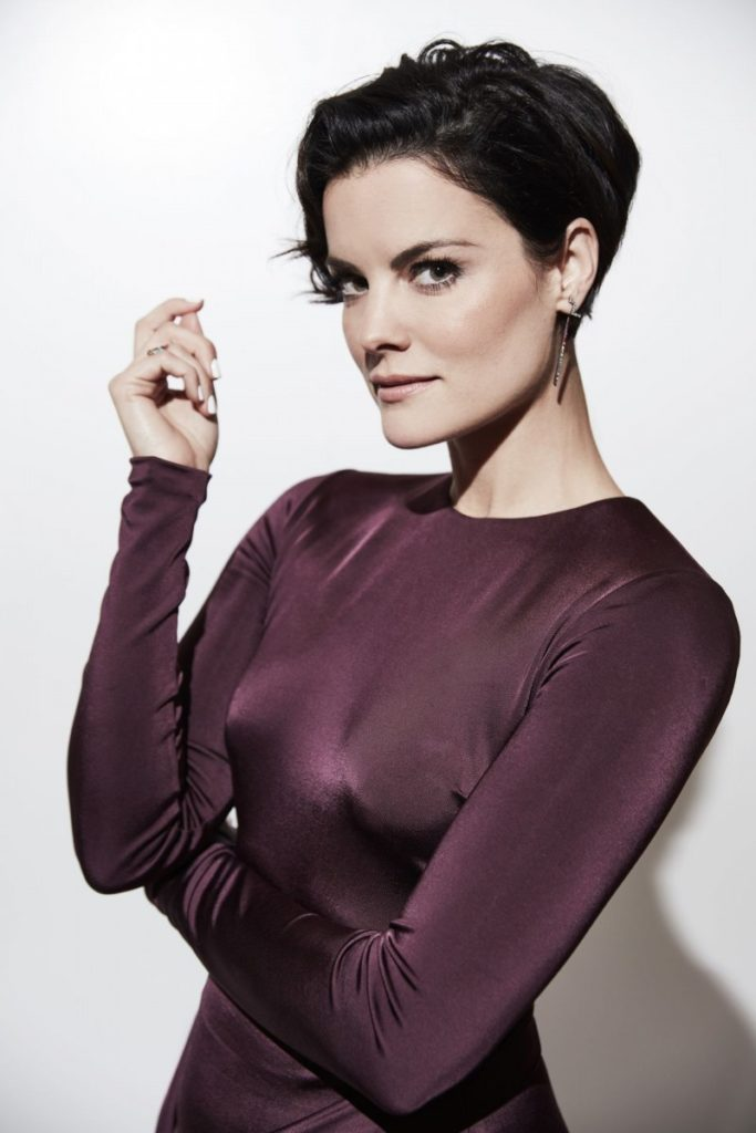 Jaimie Alexander Cleavage Images