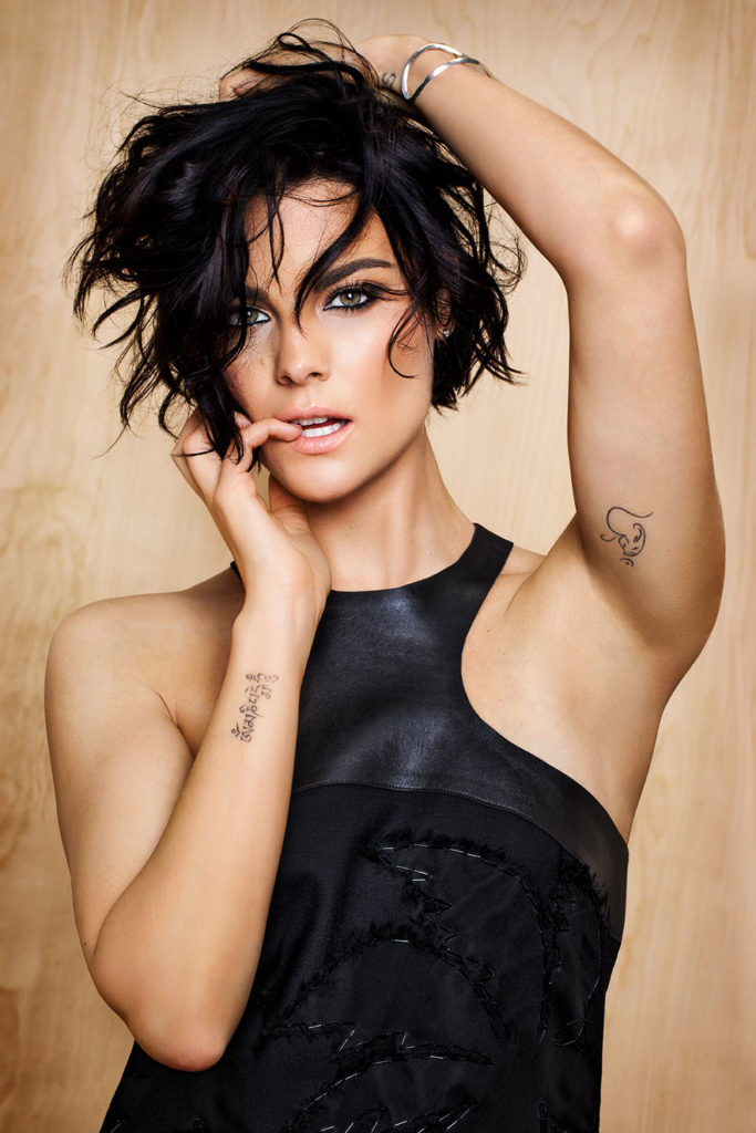 Jaimie Alexander Haircut Wallpapers