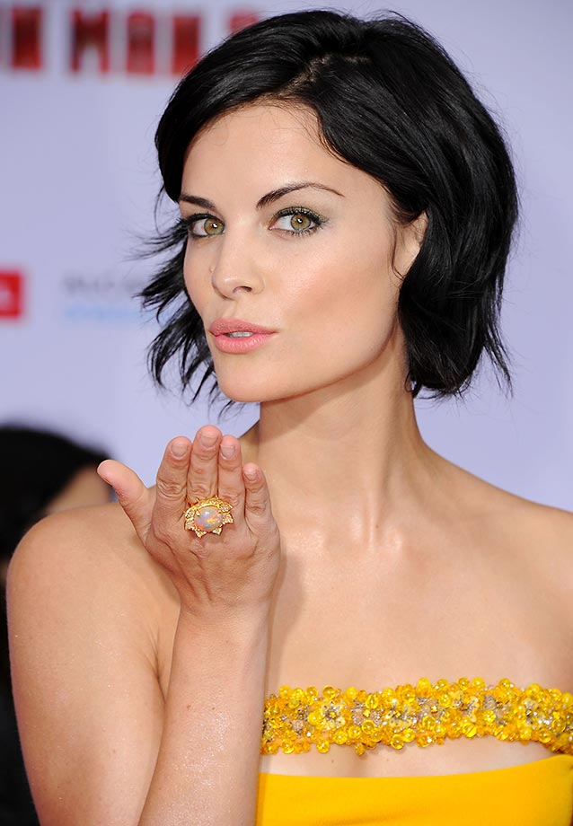 Jaimie Alexander Makeup Photos
