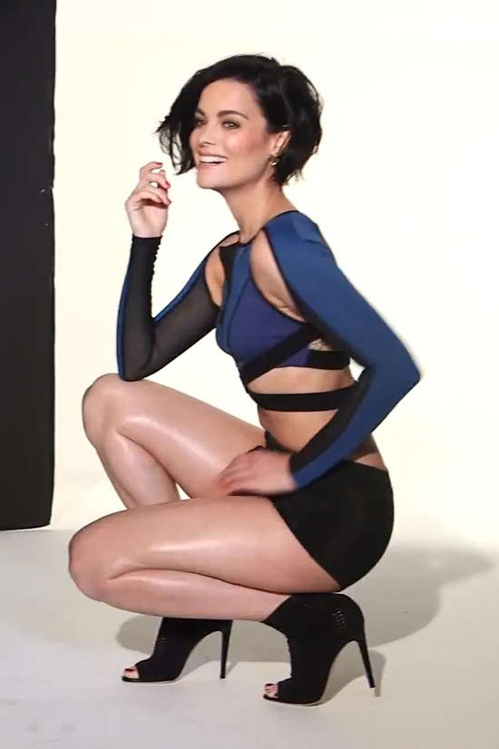 Jaimie Alexander Undergarments Wallpapers