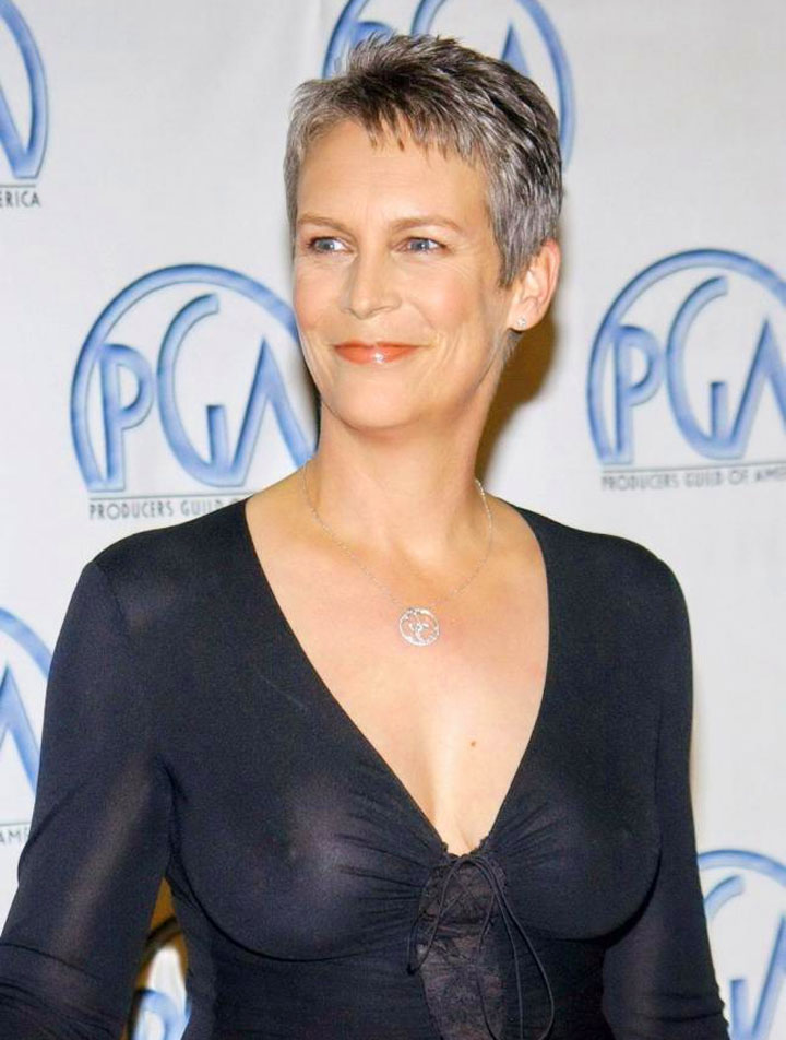 Jamie Lee Curtis Oops Moment Pics