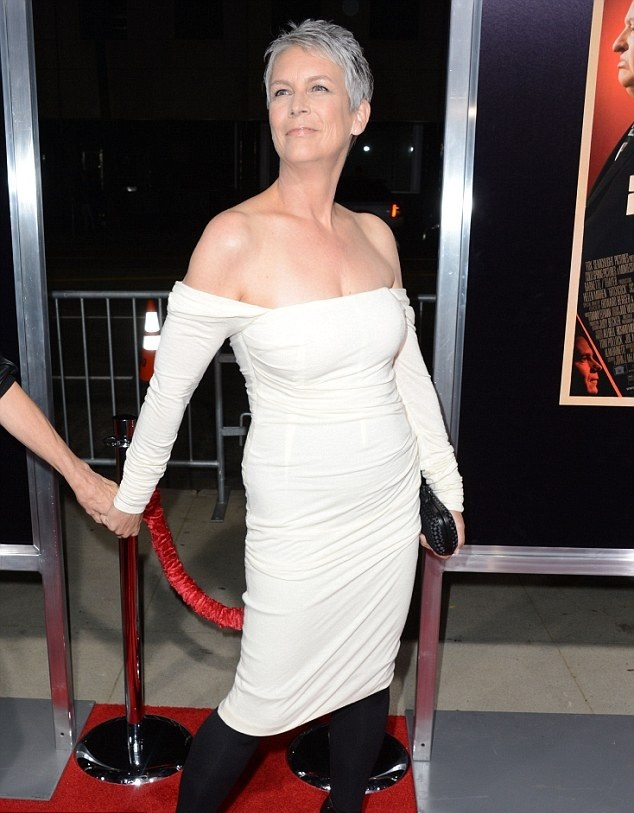 Jamie Lee Curtis Shorts Pictures