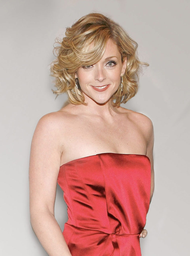 Jane Krakowski Smileing Wallpapers