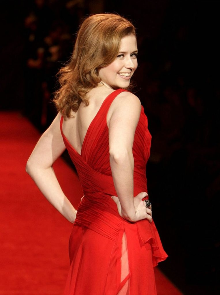 Jenna Fischer Muscles Images