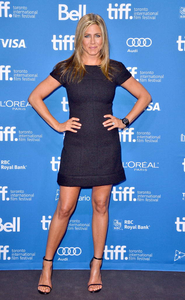 Jennifer Aniston Muscles Images