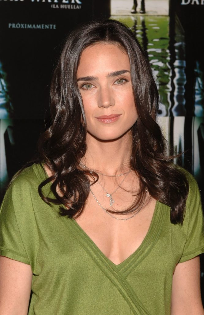 Jennifer Connelly Hair Style Wallpapers