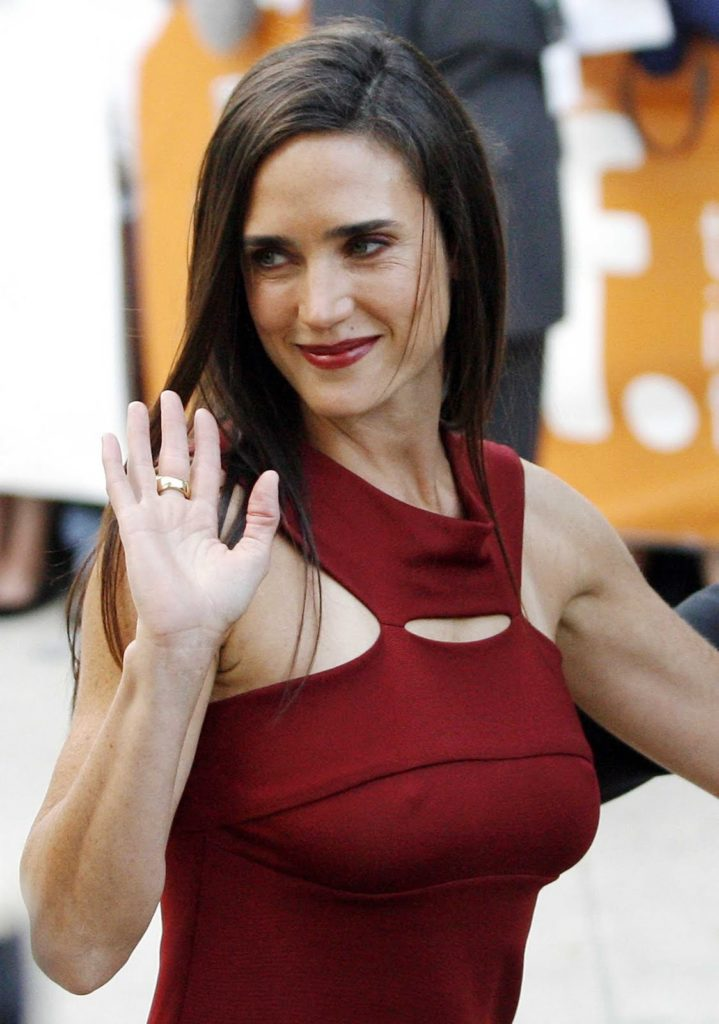 Jennifer Connelly Short Hair Pics