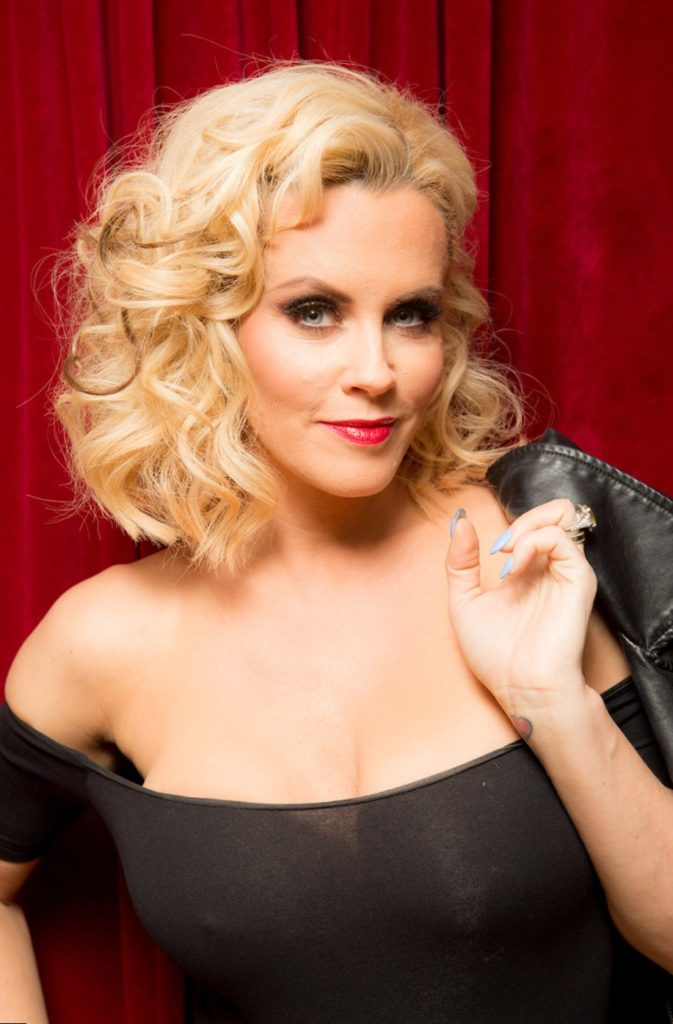 Jenny McCarthy Hair Style Wallpapers