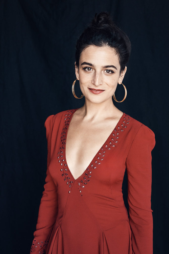 Jenny Slate Braless Photos