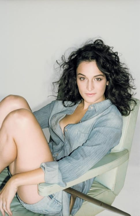 Jenny Slate Smile Face Pictures