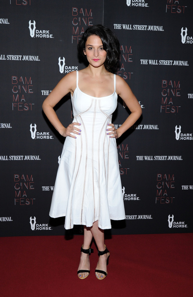 Jenny Slate Yoga Pants Pictures