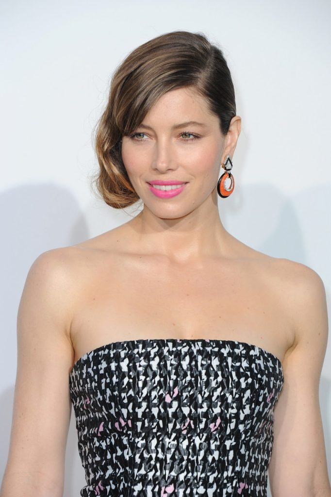 Jessica Biel Hair Style Images