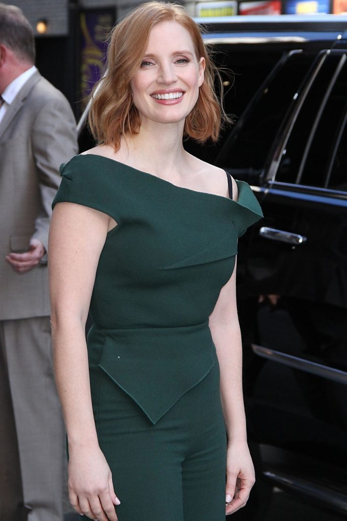 Jessica Chastain Body Pictures