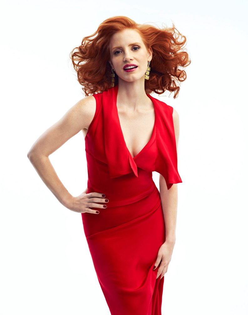 Jessica Chastain Feet Wallpapers