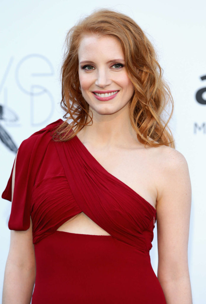 Jessica Chastain Haircut Wallpapers
