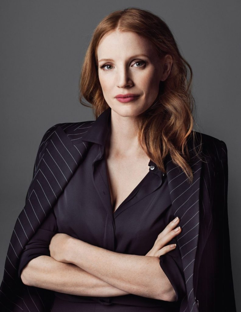 Jessica Chastain Leaked Photos