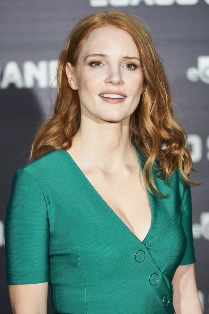 Jessica Chastain Makeup Photos