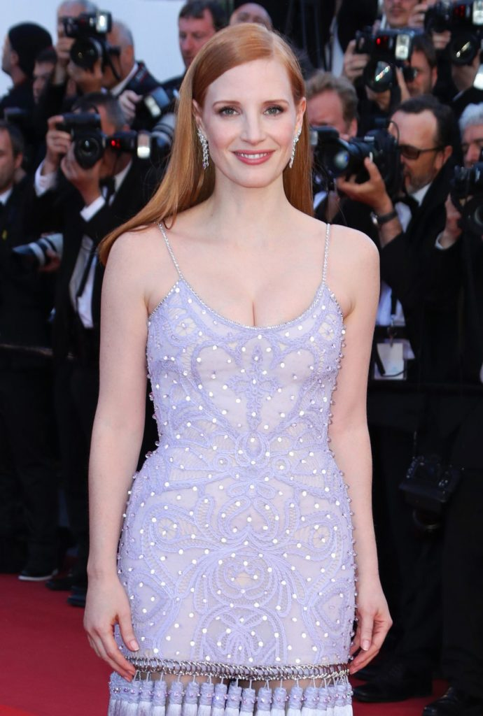 Jessica Chastain Sexy Pictures