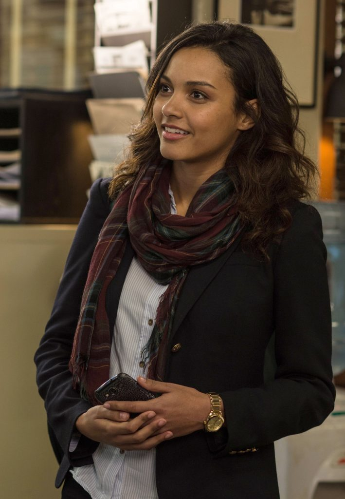 Jessica Lucas Smileing Wallpapers